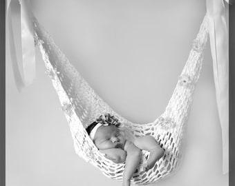 Chunky Newborn Hammock Photography Prop
