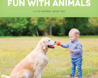 Fun With Animals Board Book