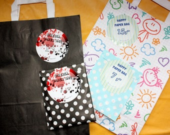 Lucky Bag (HORROR and HAPPY)