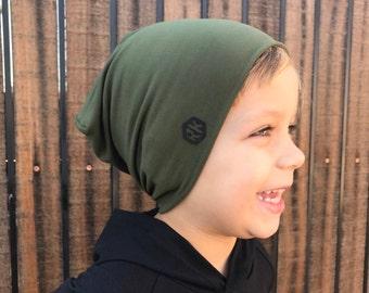 Toddler beanie/ Baby slouchy beanie/ Baby beanie/ Kids beanie/ boys slouchy beanie/ Slouchy beanie/ Kids slouchy beanie/ baby beanie hat