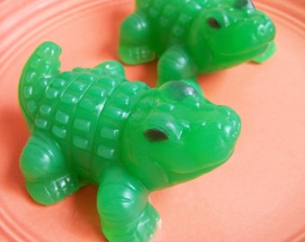 Alligator Soap - Gator Soap, Animal Soap, Party Favors, Crocodile Soap, Kids Gift, Florida Gator, Soap Favors, Jungle Soap, Boys Soap, Gift