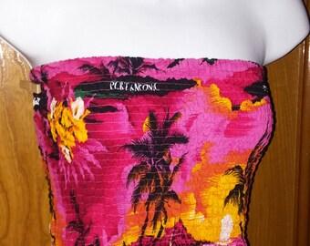 Jamaica Print dress