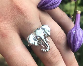 Elephantus Ring [Made to Order]