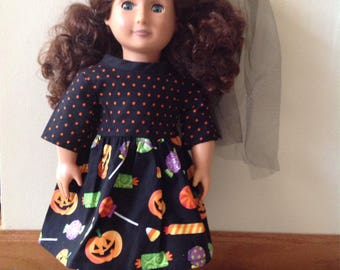 Halloween Doll Clothing