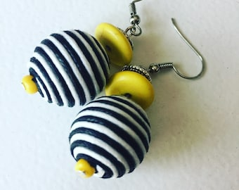 Bumble Buzz Earrings