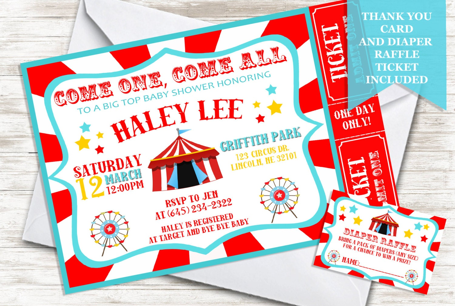 Contemporary Pack Of Baby Shower Invitations Adornment - Invitations ...