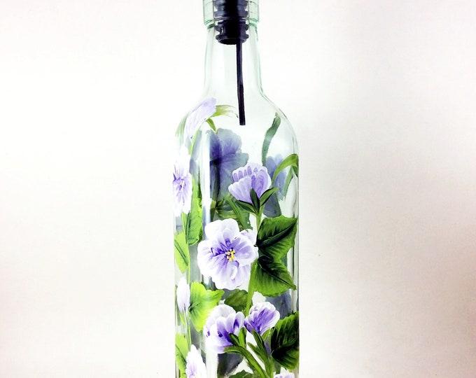 Olive Oil bottle, olive oil dispenser, oil bottle, foodie gift, olive oil, soap dispenser, kitchen decor, dispenser, housewarming gift, gift