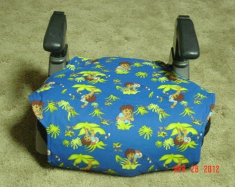 Diego  toddler booster seat cover