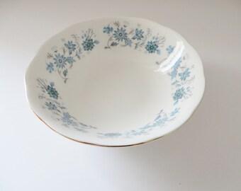 Colclough 1970's vintage Braganza cereal bowl
