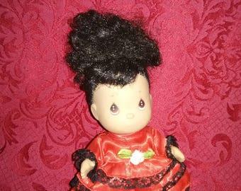 Vintage precious moments doll