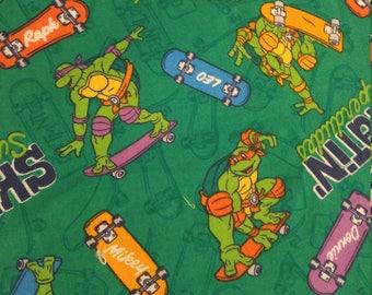 TMNT Fabric