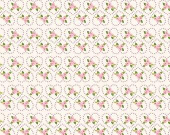 EXTRA 20 30% OFF Riley Blake Designs Kewpie Love - Rose Cream