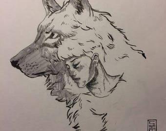 Wolfboy original