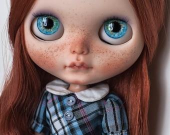 RESERVED!!! Super October SALE 40% off - OOAK custom Neo Blythe doll Sally