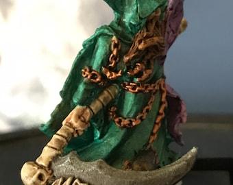 Darkrasp, Evil Priest  (Dungeons & Dragons) Figurine