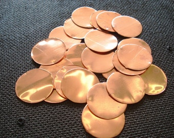 Copper Disks