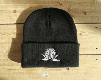 BUD Beanie. Roll-up beanie hat. Available in 6 colours.