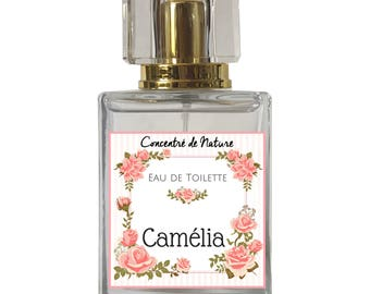 Eau de Toilette Camellia