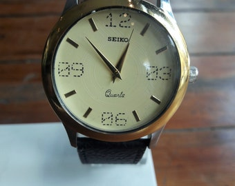 Vintage Battery Operated Seiko Watch