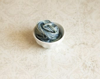 RAIN SHOWER hand-dyed embroidery floss from Classic Colorworks at thecottageneedle.com cross stitch thread