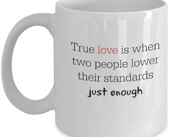 Sarcastic Relationship Mug