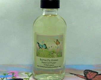 Butterfly Kisses Reed Diffuser