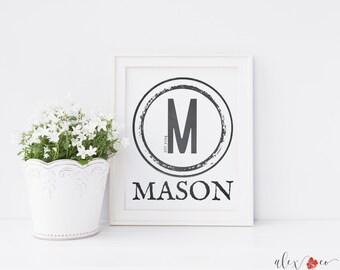 Personalized Wedding Gift. Wedding Printable. Wedding Date Print. Personalized Wedding Present. Unique Wedding Gifts. Wedding Signs. Gifts.
