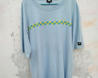 Vintage 90s Helly Hansen Surf Sailing T Shirt