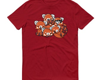 Red Panda | Men T-shirt