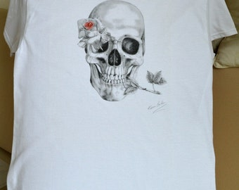 Under the Rose T-shirt limited edition