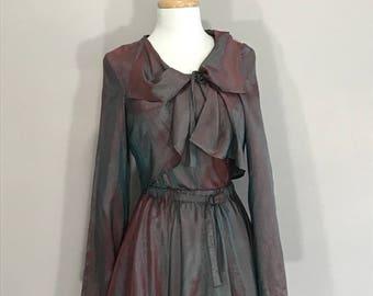 Ivan Grundahl Sportswear tank Dress Knife Pleat Skirk Denmark Desiginer Sportswear, Retro Jacket, Tank Dress