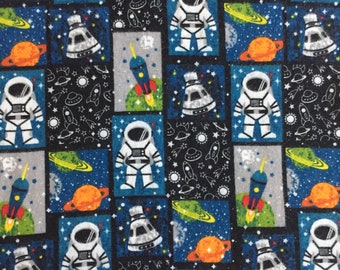Astronaut Space Weighted Blanket. Pick the Size, Weight and Color. 2, 3, 4, 5, 6, 7, 8, 9, 10, 11, 12, 13, 14, or 15 pounds..FREE SHIPPING!!