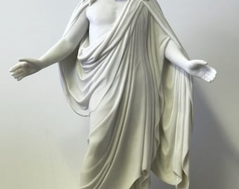 Statue of The Resurrected Christ - MarbleCast