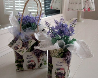 When The Lilacs Bloom Gift Set