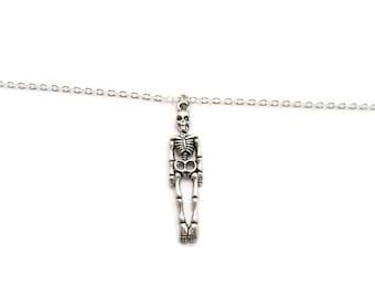 Skeleton Bracelet Anatomy Bracelet Skeleton Jewelry Halloween Jewelry Halloween Bracelet Human Skeleton Bracelet
