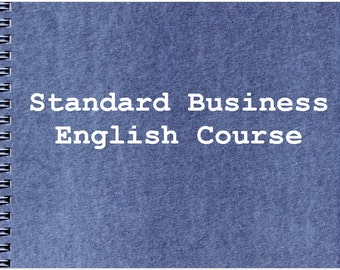 Standard Business English Course