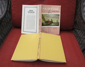 Painting made Easy, a Beginner's Guide by John Mills; Gramercy Publishing Co, New York 1960; Painting 101