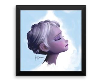 Elsa Print • Framed