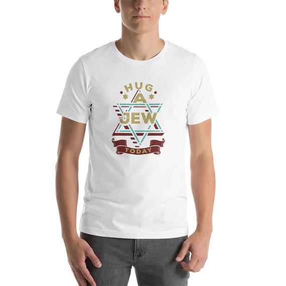 Hug a jew today t shirt funny easter funny lent funny negle Gallery