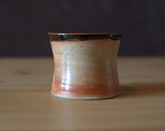 Handmade, Wheel Thrown, Porcelain Tumblers | Bobbin Tumblers