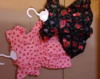 "Dresses for American Girl or 18"" doll"
