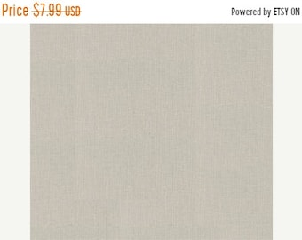 20% off thru Apr 24th By the yard--Moda Bella GRAY GREY Solid cotton quilt fabric- 9900-83