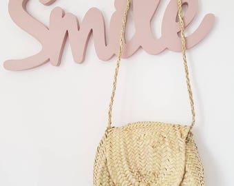Bag, basket, summer bag