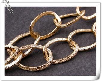 great color aluminum chain, 40cm