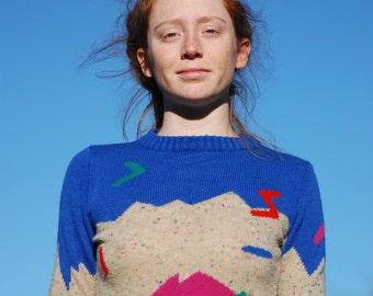 20% OFF SALE // Vintage IZOD 80's Sweater