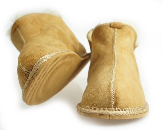Leather SALE shoes ON boots Good wool Natural comfy gift Women Slippers Genuine light Very and wtwdRFq
