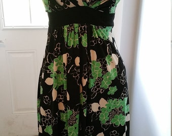 B Darlin Dress. Spandex size 7/8