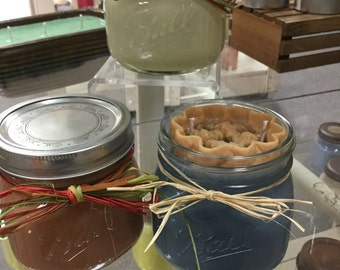 Pie in a Jar Candle
