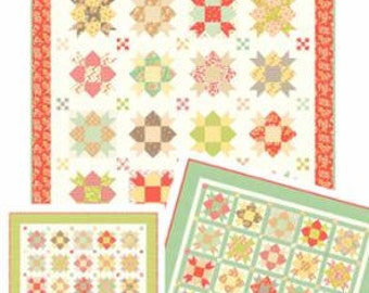 Star Crossed Quilt Pattern by Joanna Figueroa of Fig Tree Quilts
