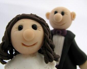 Customized Wedding Cake Topper